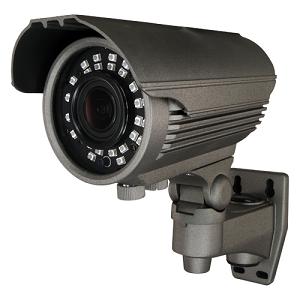 Cámara de vigilancia bullet