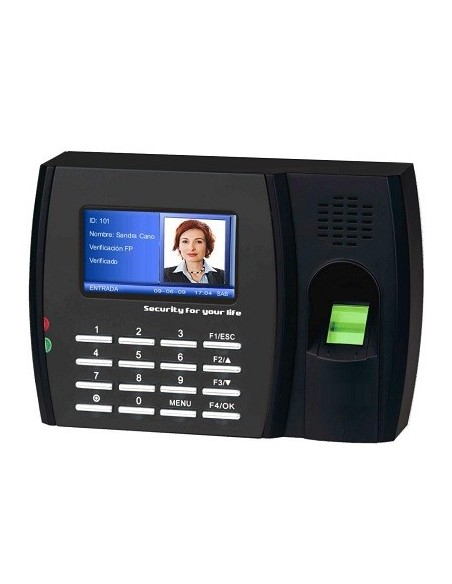 Biométricos y Proximidad